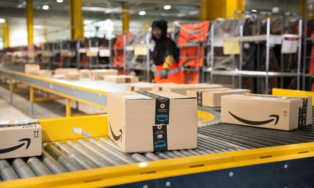 Working Process on Amazon Delivery Franchise