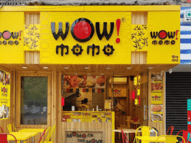 WOW! Momo Restaurant in India