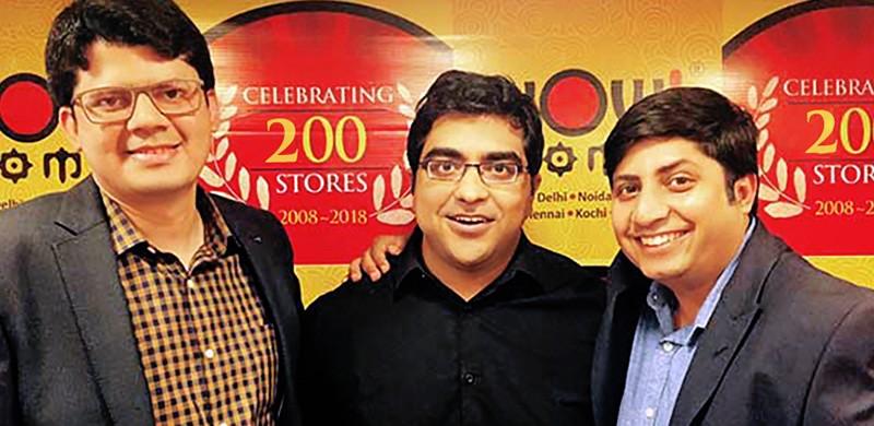 Story of WOW! Momo founders - Sagar Daryani and Binod Homagai