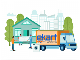 Take Ekart Logistics Franchise in India