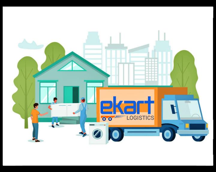 Take Ekart Logistics Franchise in India