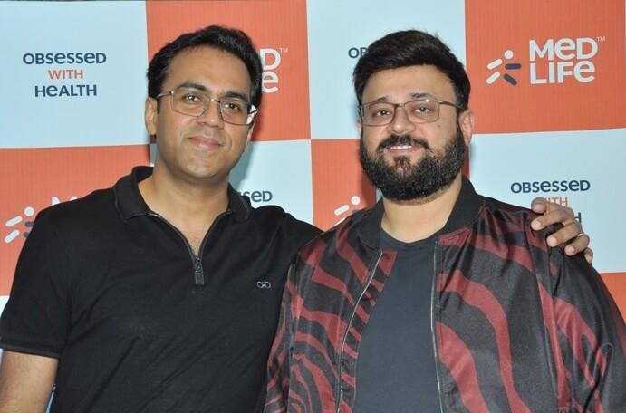 Tushar Kumar and Prashant Singh are the founders of MedLife