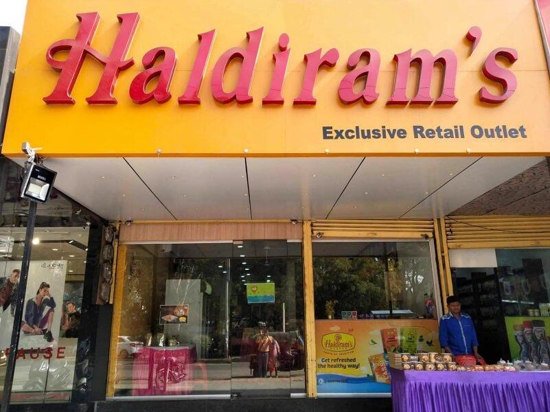 How to Take Haldiram Franchise in India