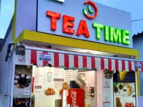 Start a Tea Time Franchise in India