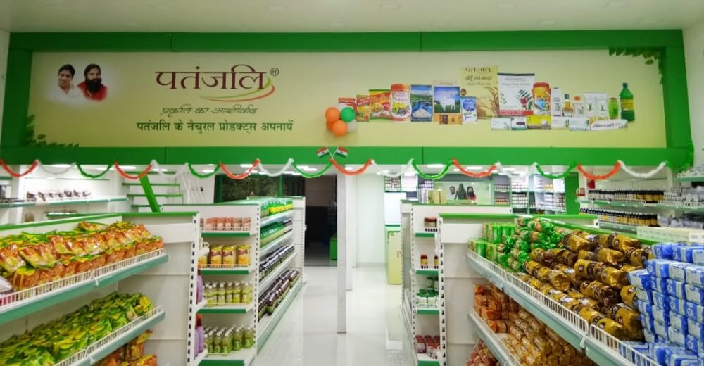 Patanjali Outlet in India
