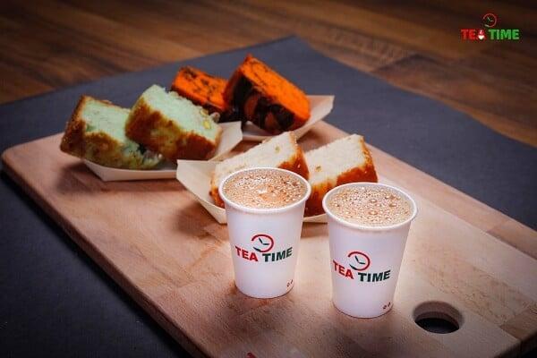 Tea Time Cafe Unique Foods