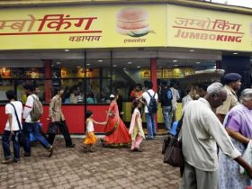 JumboKing Food Outlet in Mumbai