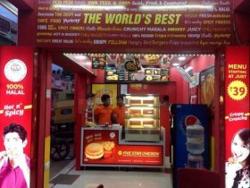 five star chicken outlet kanaka nagar, bangalore