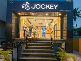 Jockey outlet in Sangli, Maharashtra, India