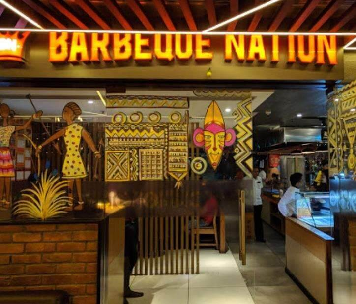 Barbeque Nation Barbeque Nation Restuarant in India