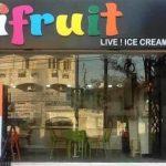iFruit Ice Cream Store in Hyderabad, India