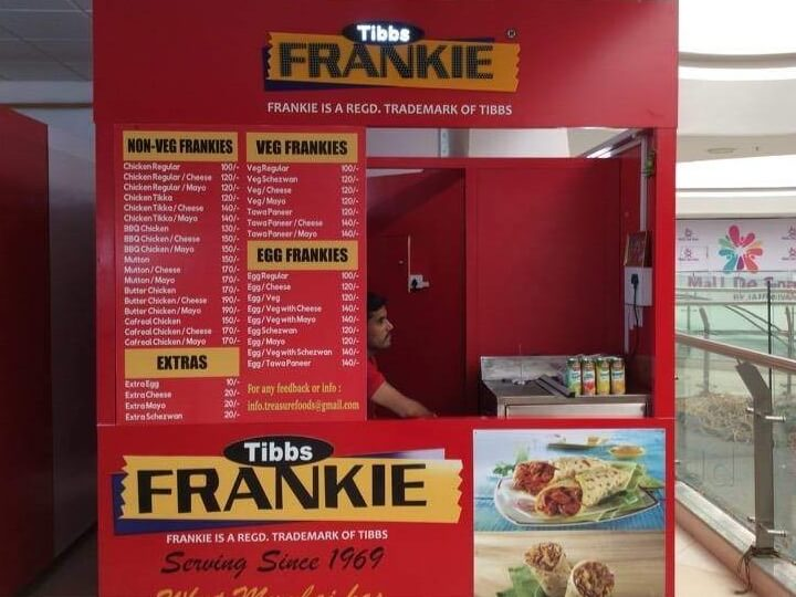 Tibb's Frankie Franchise Outlet