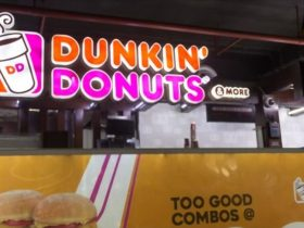 Dunkin Donuts Outlet in New Delhi, India