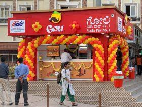 Goli Vada Pav DRM Bengaluru