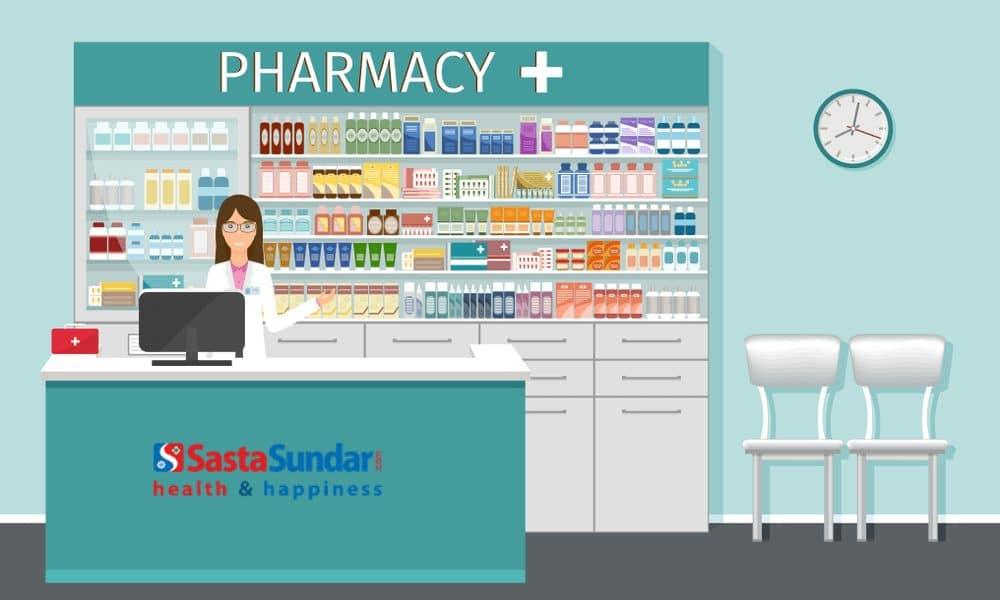 SastaSundar Pharmacy Franchise In India