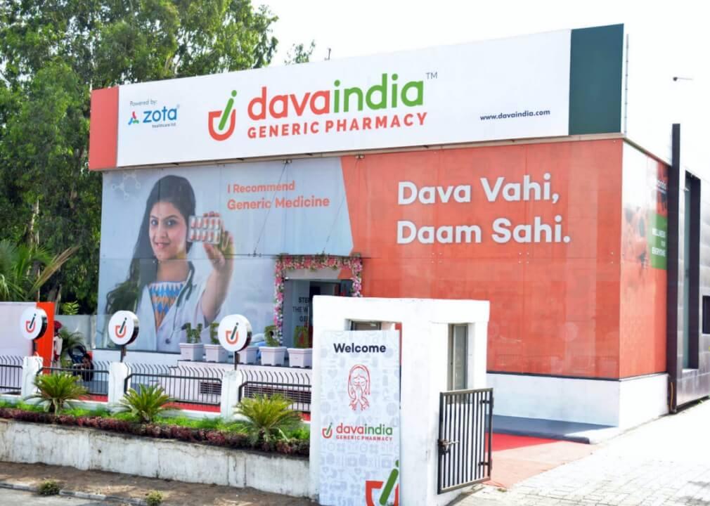davaindia generic pharmacy store in surat