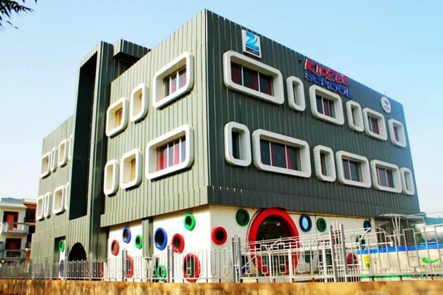 Kidzee Preschool in India