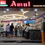 Amul parlour outlet in India, agra