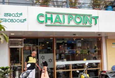 Chai Point tea store, Bangalore, India
