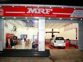 MRF Tyres Dealership or Franchise