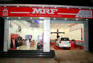 MRF Tyres Dealership or Franchise