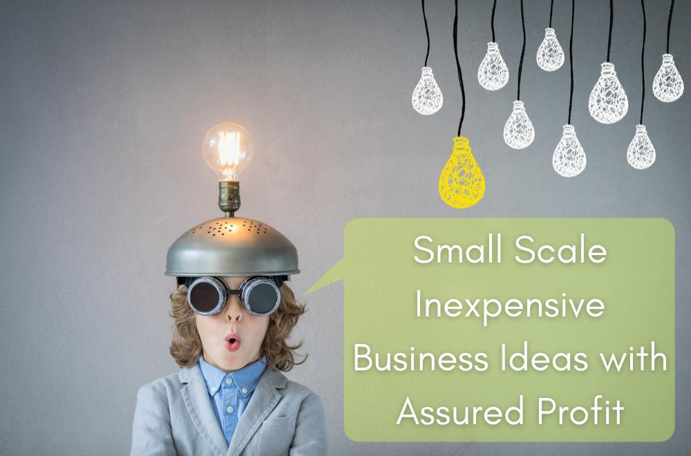 Most successful small business ideas in India