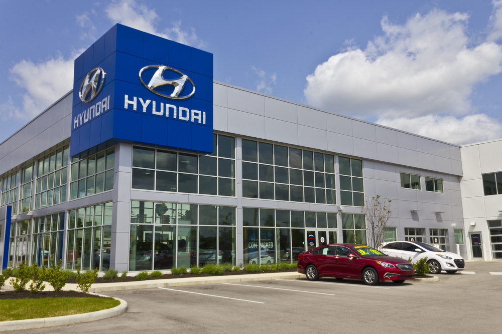 Hyundai Outlet Picture