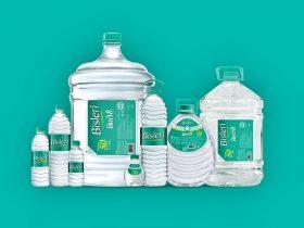 Bisleri water bottle image