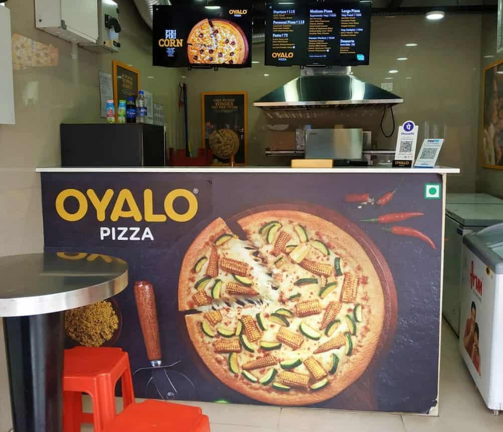 Oyalo Pizza Shop Karungalpalayam